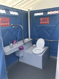 Disabled/accessible toilet hire